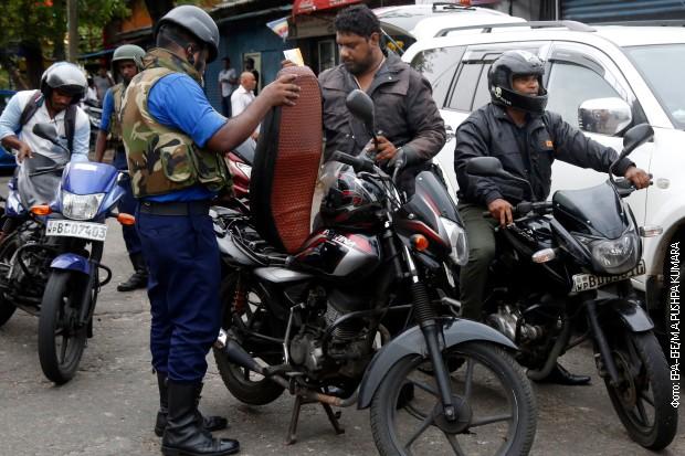 Zvaničnici Šri Lanke: Broj poginulih manji za 100