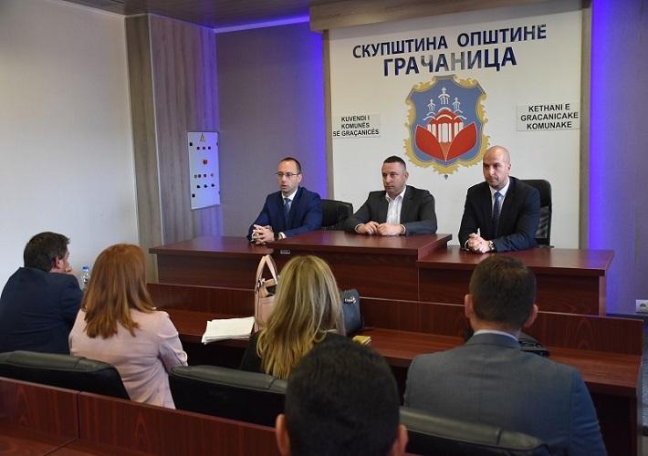 Predstavnici Srpske liste obišli opštinu Gračanica