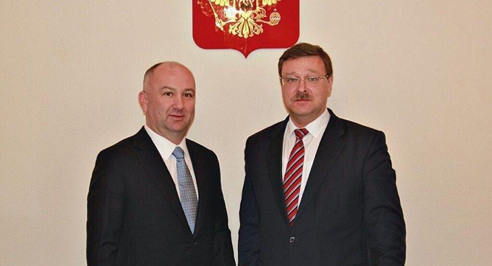 Kosačov poručio Srbima na Kosovu: Rusija je uz vas