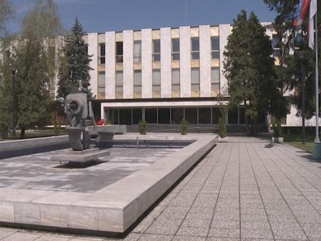 Studenti sa Kosmeta u poseti Parlamentu i Vladi Srpske