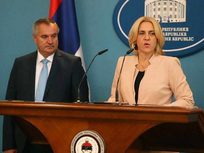 Višković novi mandatar Vlade Republike Srpske