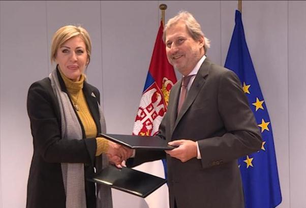 EU i Srbija potpisali paket IPA 2017.