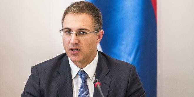 Stefanović : Članstvo Kosova u Interpolu bilo bi presedan