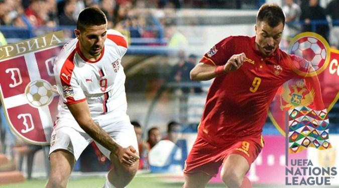 Srbija protiv Crne Gore - bratski duel za prvo mesto