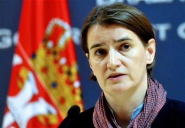 Brnabić: Građani Srbije nemaju čega da se plaše