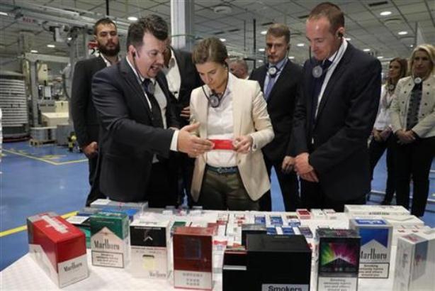 Kompanija Filip Moris obeležila 15 godina u Srbiji