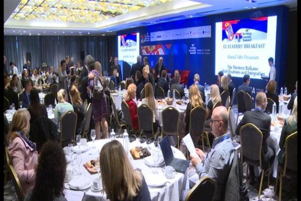 Počeo Ekonomski samit Srbije