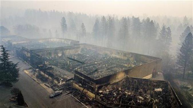 Kalifornija: Broj žrtava požara porastao na 63, nestalo 630