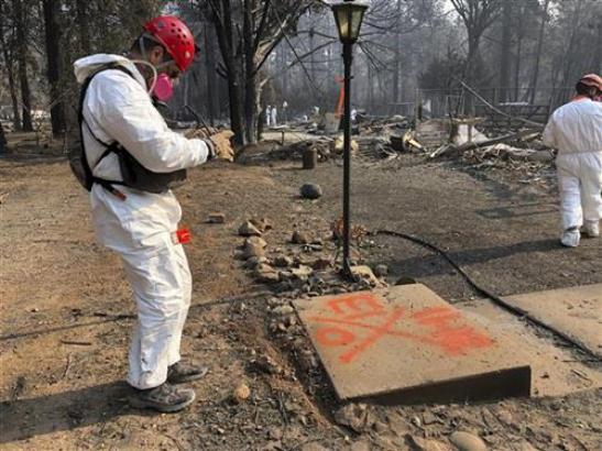 Požar u Kaliforniji: Kao nestale vode se 993 osobe