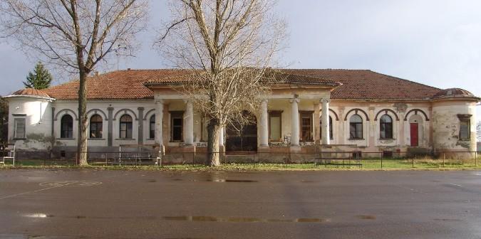 Dvorac Hertelendi - Bajić sada spomenik kulture