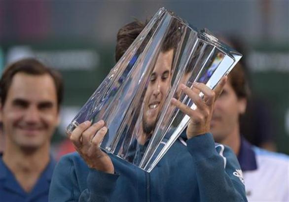 Tim trijumfovao u Indijan Velsu pobedom nad Federerom