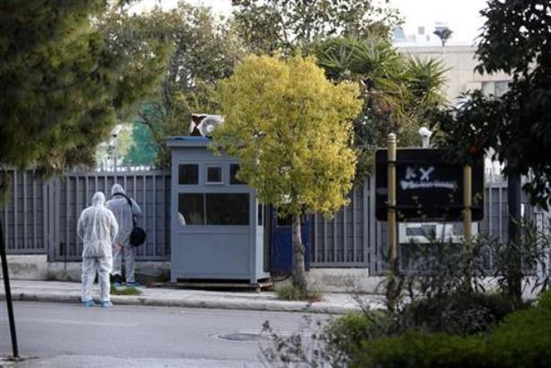 Bačena ručna bomba na konzulat Rusije u Atini