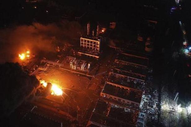 Snažna eksplozija u hemijskom parku u Kini, najmanje 47 poginulih