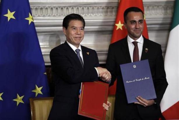 Italija prva članica G7 u kineskoj inicijativi