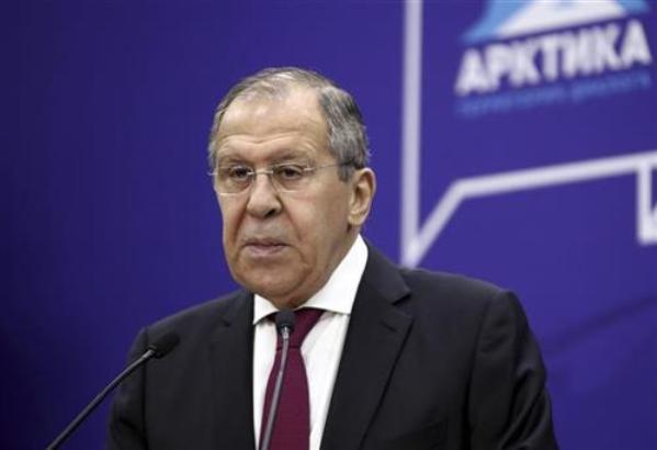 Lavrov: Rusija na Arktiku nikom ne predstavlja opasnost