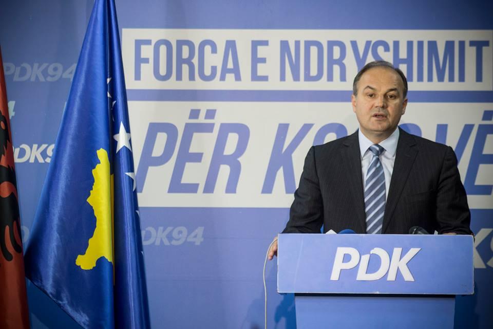 Hodžaj:Taksa uvedena da ošteti Srbiju, ne zbog priznanja