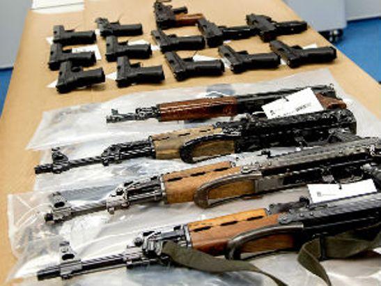 Na KiM 200.000 komada ilegalnog oružja