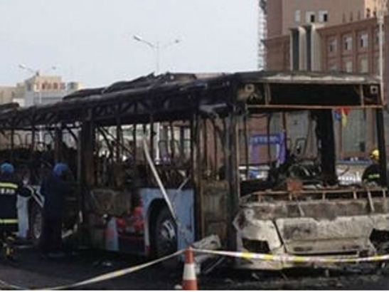 Zapalio se autobus u Kini, 26 mrtvih