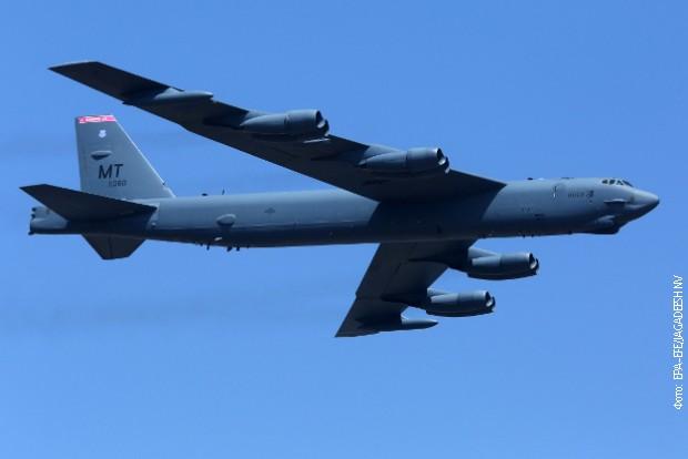 Američki B-52 presreli ruski lovci iznad Baltika