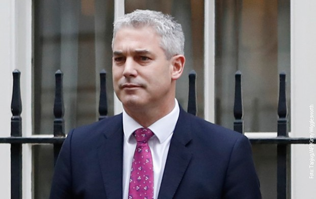 Stiven Berkli novi britanski ministar za Bregzit