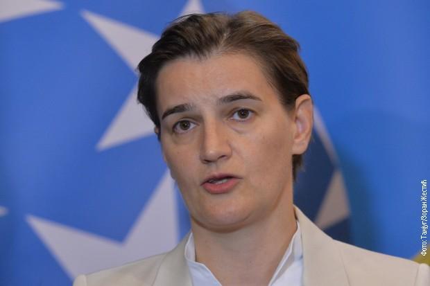 Premijerka Brnabić u Berlinu