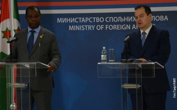Burundi ne menja svoj stav prema Kosovu