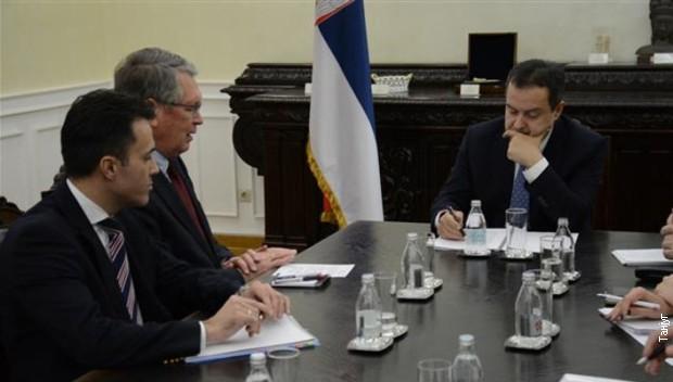 Dačić: Putin prijatelj Srbije, poseta veoma važna