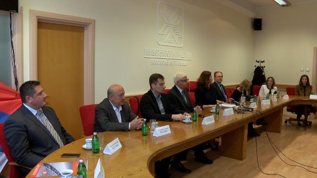 Mitrovica: Potpisani ugovori o saradnji svih ekonomskih fakulteta u Srbiji i Republici Srpskoj