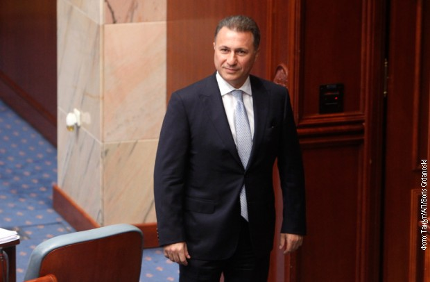 INA: Gruevski dobio azil u Mađarskoj