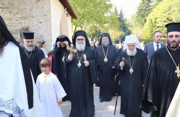 Patrijarh Irinej: Manastiri na Kosovu nada našeg naroda