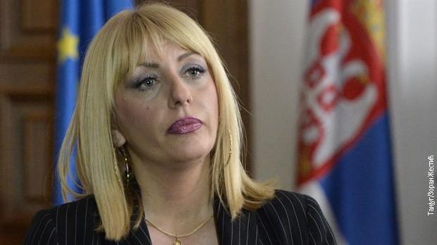 Joksimovićeva: Vučić pokazao da dela onako kako govori