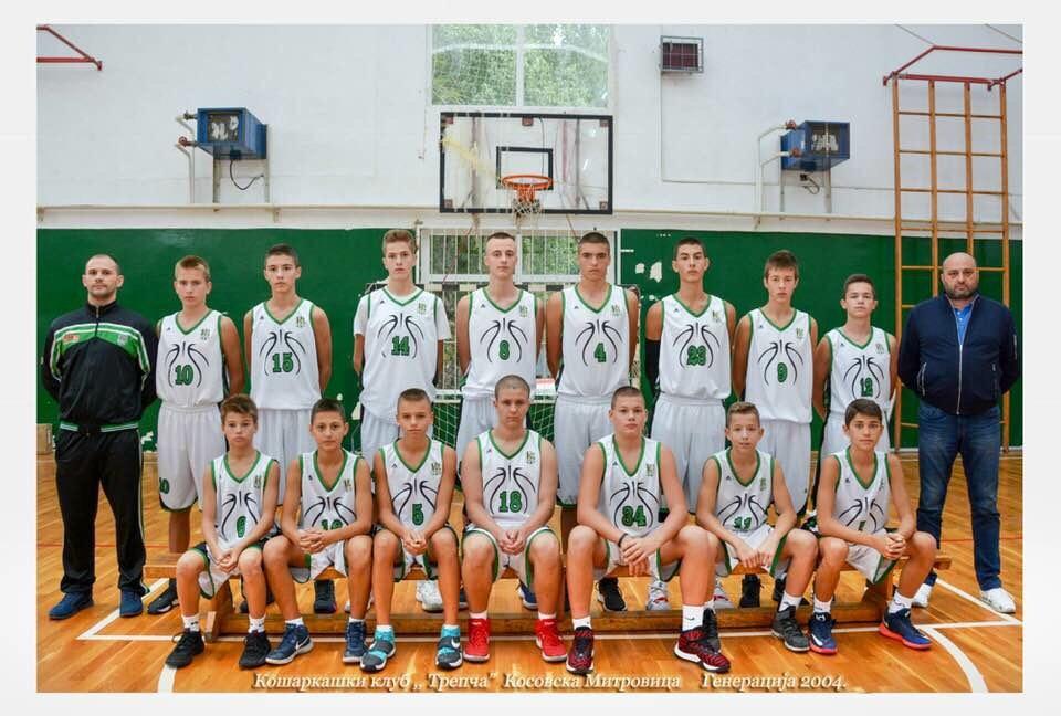 Kragujevac: KK Trepča- KK MVP  80:59