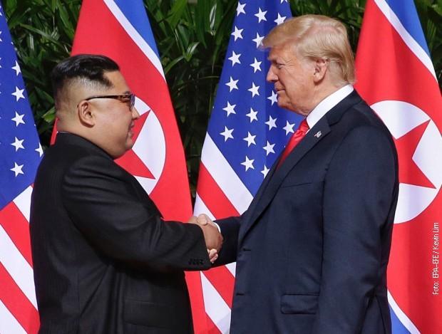 Pens najavio sastanak Kima i Trampa početkom 2019. godine