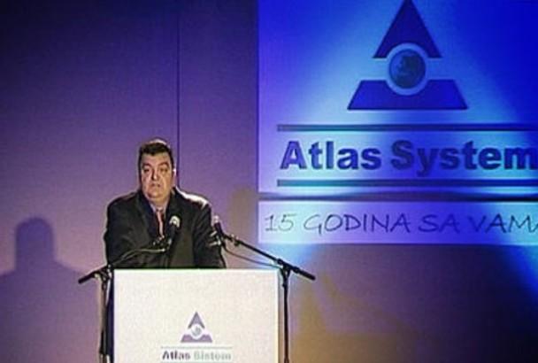 Vlasniku Atlas grupe određen pritvor do 30 dana