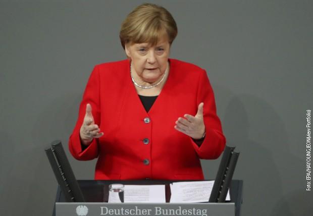 Merkel: Do poslednjeg trenutka ćemo se boriti za sporazum
