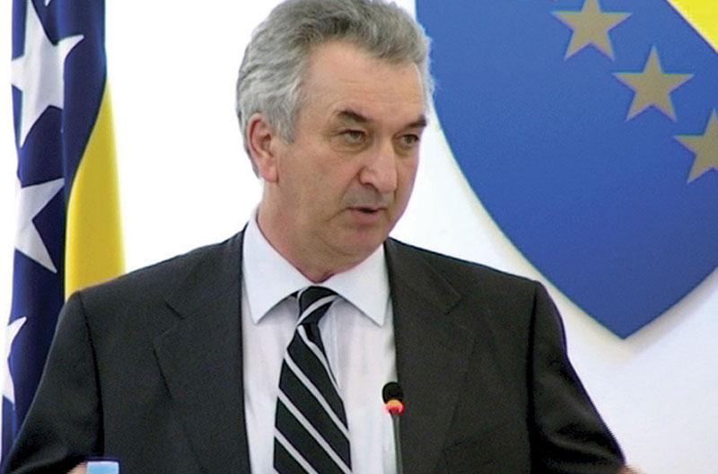 Šarović:BiH prihvatila razgovor sa PR o nametnutim taksama