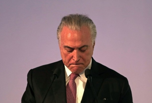 Uhapšen bivši predsednik Brazila Temer