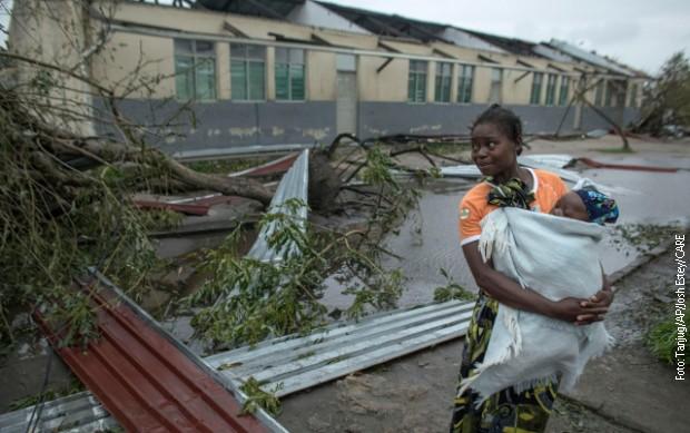 U ciklonu u Mozambiku stradalo više od 200 ljudi