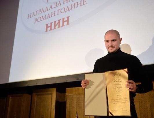 Vladimiru Tabaševiću uručena NIN-ova nagrada