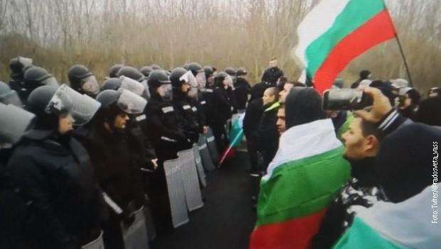 Bugari nastavili sa protestima, blokirani putevi
