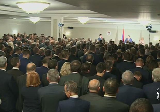Dodik priredio prijem u Istočnom Sarajevu