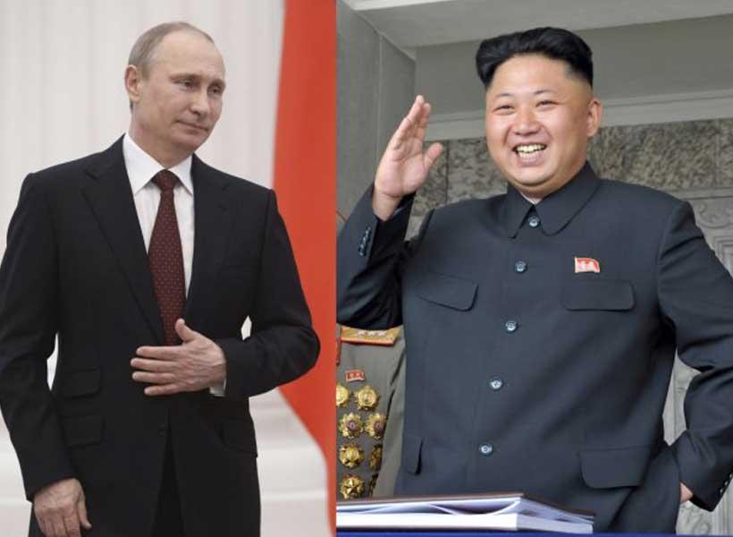 Istorijski susret u Vladivostoku – Putin i Kim oči u oči 25. aprila