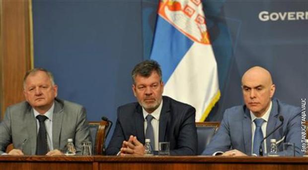 Socijalno-ekonomski savet za ukidanje zakona o platama u javnom sektoru