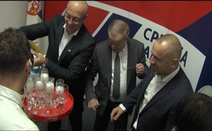 U Kosovskoj Mitrovici, Zvečanu i Leposaviću svečano obeležen jubilej Srpske napredne stranke