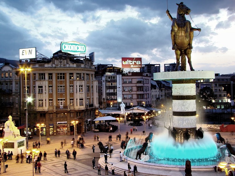 Skoplje o izjavi Veseljija: Radimo u cilju stabilnosti region