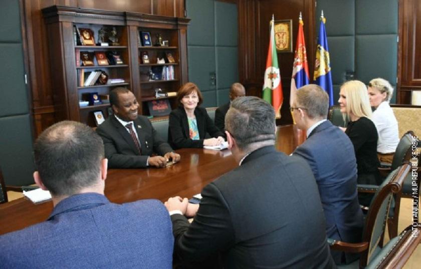 Zahvalnost Burundiju na povlačenju priznanja tzv. Kosova
