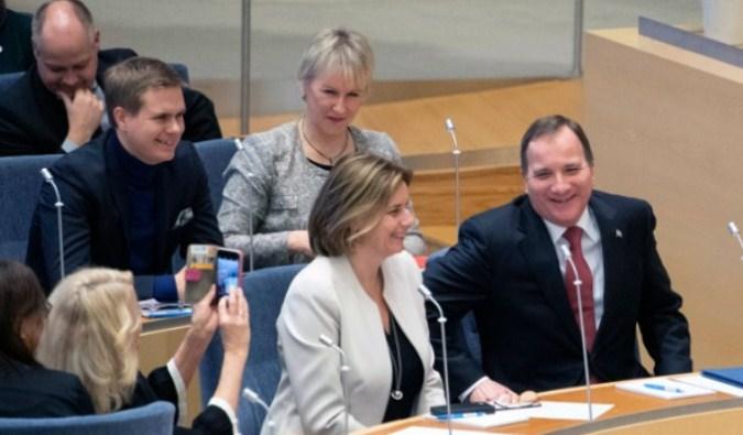 Nakon četiri meseca Švedska dobila vladu