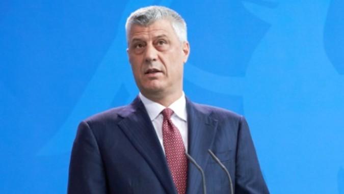 Tači: Kosovska vlada da poštuje savet SAD i ukine takse