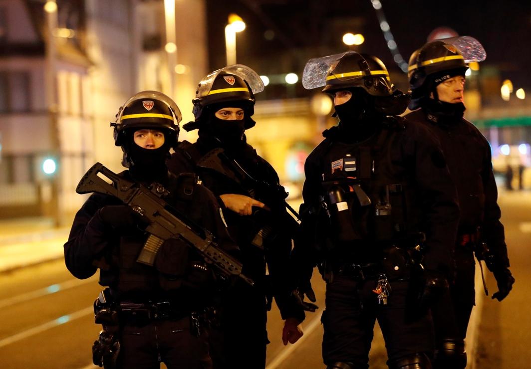 Policija na nogama – potraga za pomagačima napadača