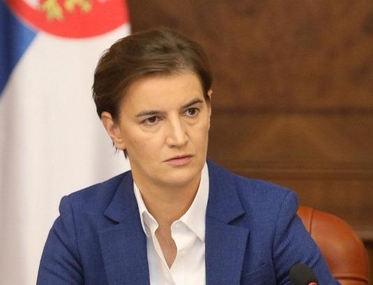 Brnabić: Ne očekujem sporazum do oktobra